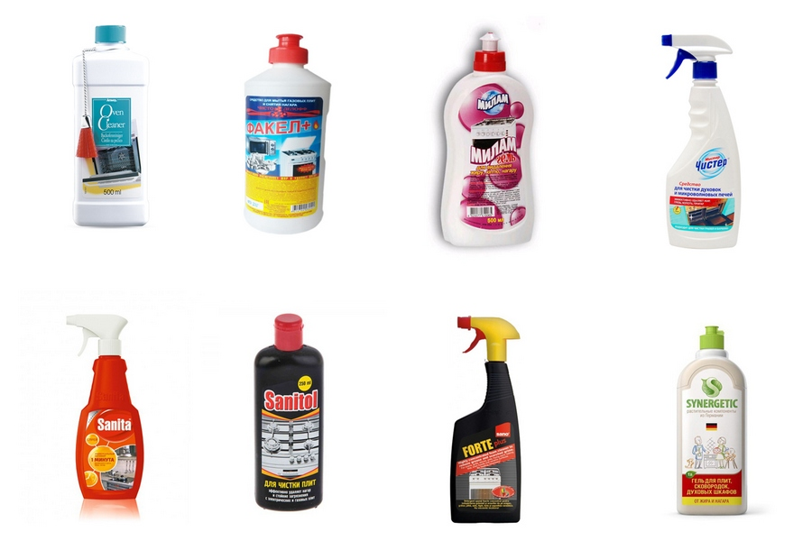 Чистящее средства от нагара купить фото